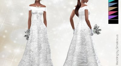 Свадебное платье Sarah wedding