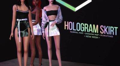 Юбка Hologram