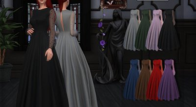 Платье Lurex