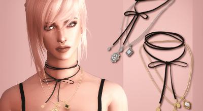 Ожерелье N17
