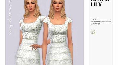 Платье Ivory Silver