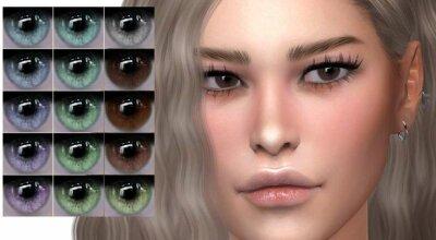 Глаза N91