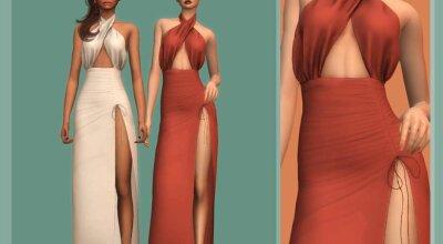 Платье DR378