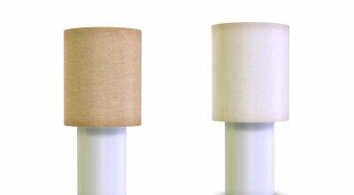 Модель настольной лампы