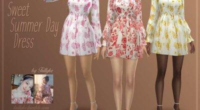 Платье Summer Day