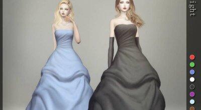Вечернее платье Twilight
