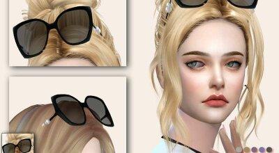 Аксессуар- очки на голове