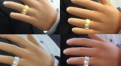 Мужские классические обручальные кольца