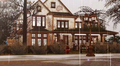 Заброшенный дом 4