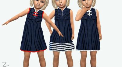Детское платье 83
