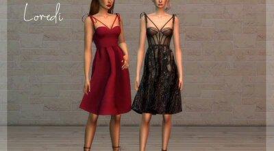 Платье Loredi