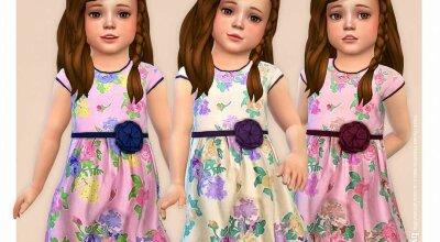 Детское платье Lucia