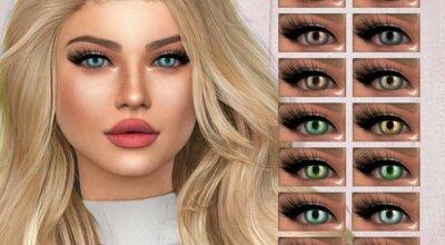 Глаза [MH] N17