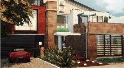 Дом Modern Abode