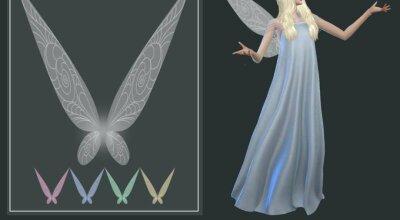 Крылья феи 01