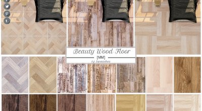 Деревянный пол Beauty Wood