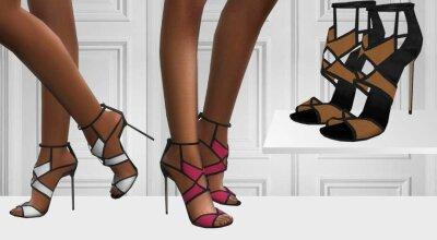 Туфли на каблуке ShakeProductions 553