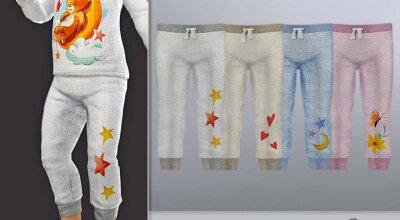 Пижамные штаны RPL63P