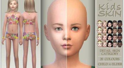 Детская кожа