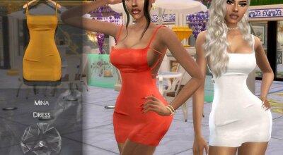 Платье Mina