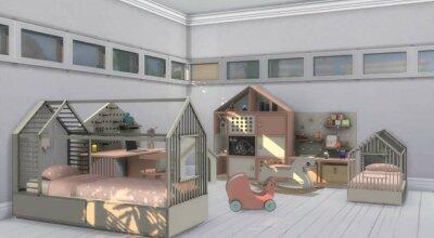Детская комната Bambino