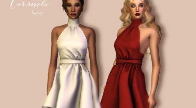 Платье Carmela