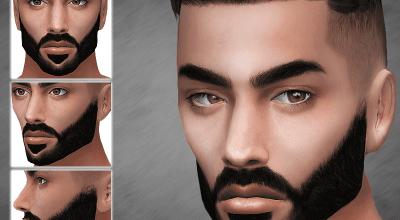 Борода M170