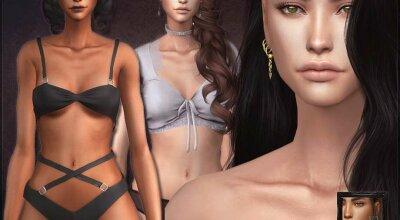 Женская кожа19 - V2