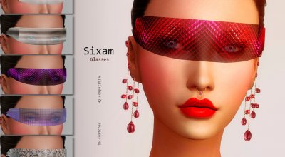 Очки Sixam Glasses Apocalypse