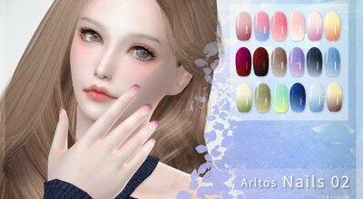 Ногти Arltos 02