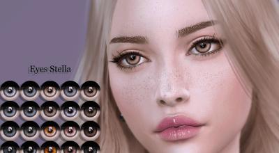 Глаза Stella