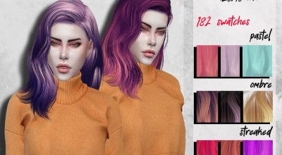 Реколор волос TZ0210