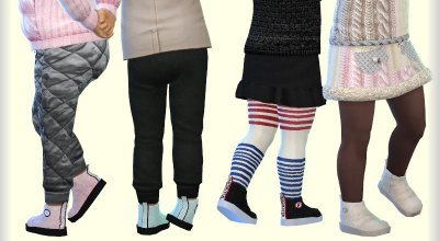 Ботинки Fashionista