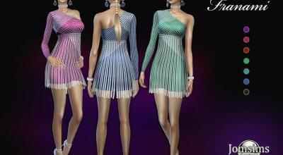 Платье Franami