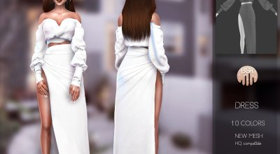 Платье BD107