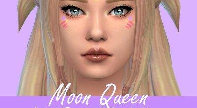 Макияж Moon Queen