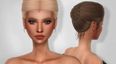 Причёска Trinh