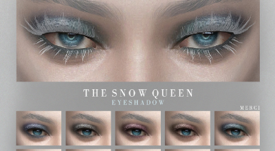 Тени Snow Queen