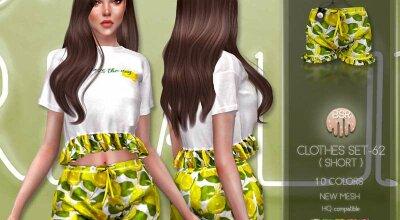 Комплект одежды N62