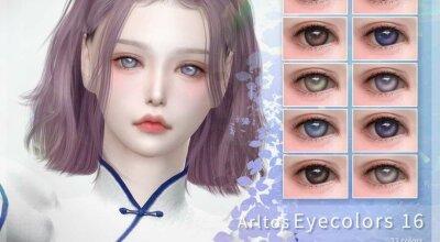 Глаза 16