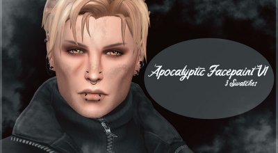 Апокалиптическое лицо v1