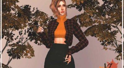 Топ + куртка Autumn VI