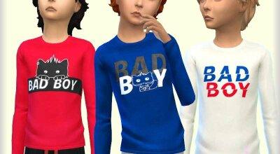 Футболка Bad Boy