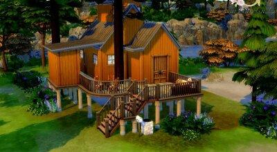 Лесной домик Maple