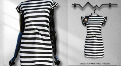 Платье BD265