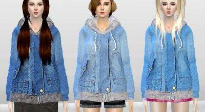 Куртка Big Yuki Onna