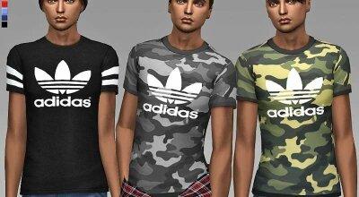 Футболки от Adidas