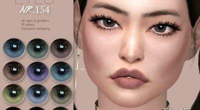 Глаза N154