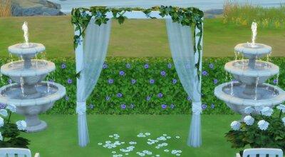 Набор свадебных арок Holy Marchrimony