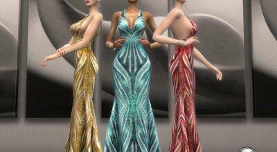 Платье Inluealla